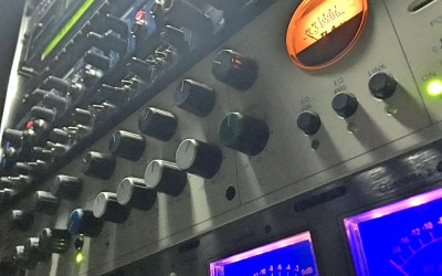 Hands on knobs